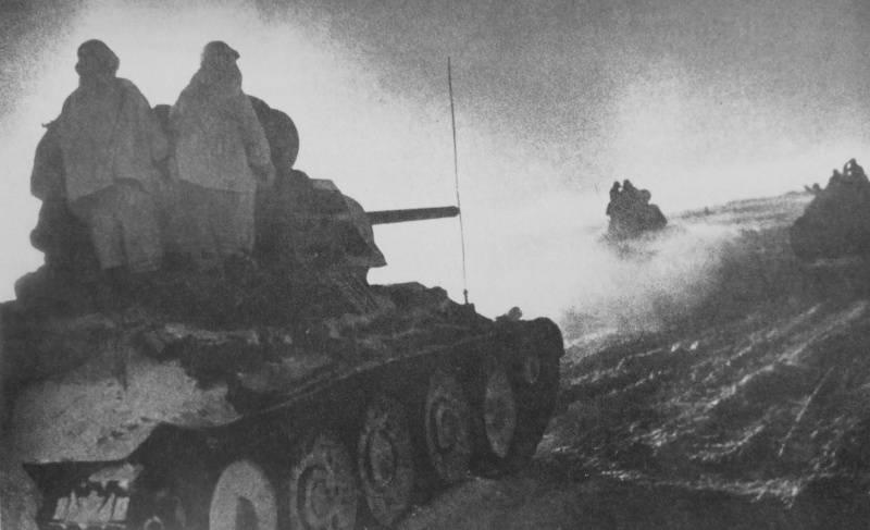 """""""Малый Сатурн"""": как был сорван немецкий план прорыва к армии Паулюса в Сталинграде"""