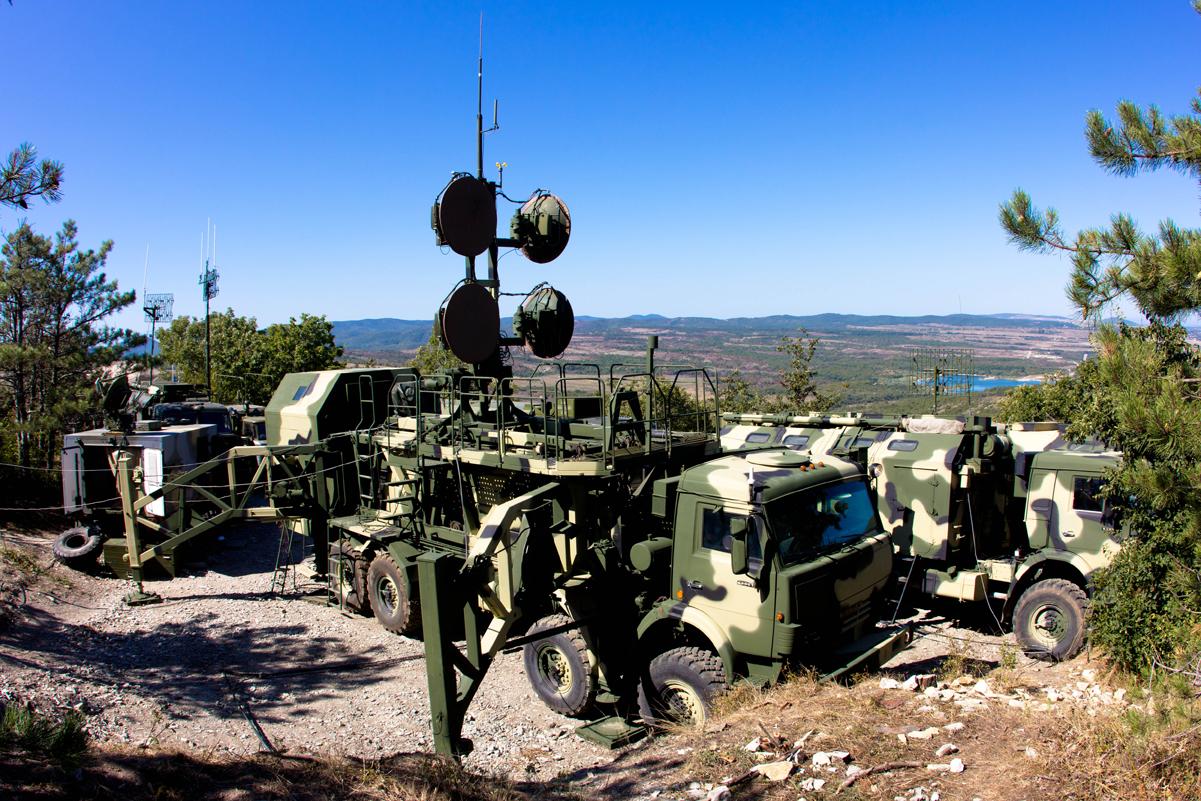 Российская военная база в Се…