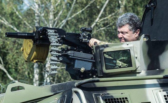 Час пробил: Киев в истерике …