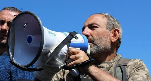 Лидера армянского Майдана вы…