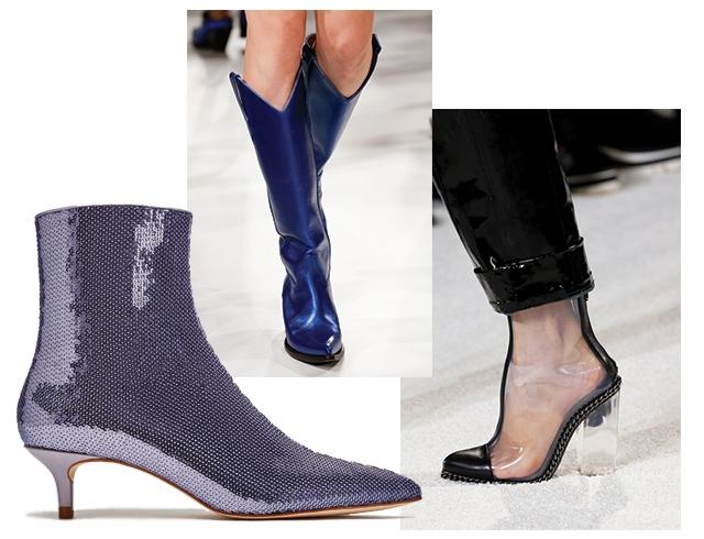 Обзор трендов в обуви весна-…