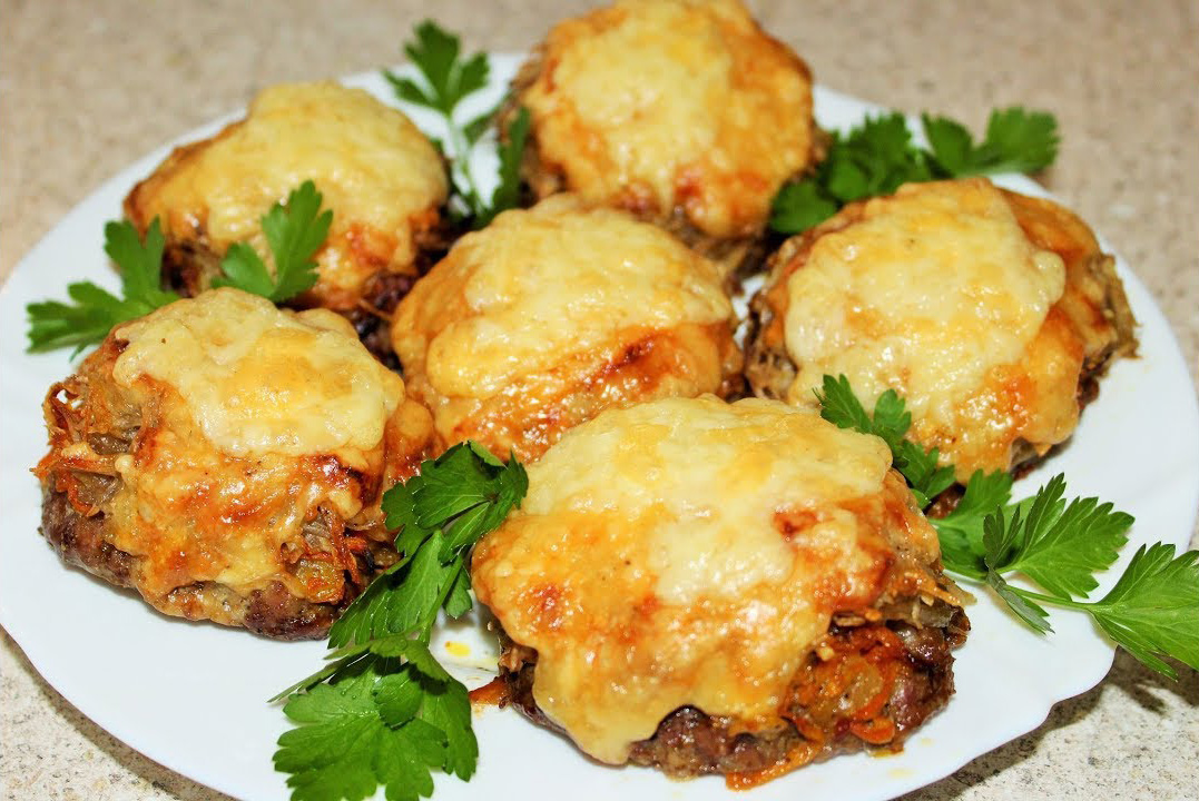 Вкуснейшие блюда из мясного фарша