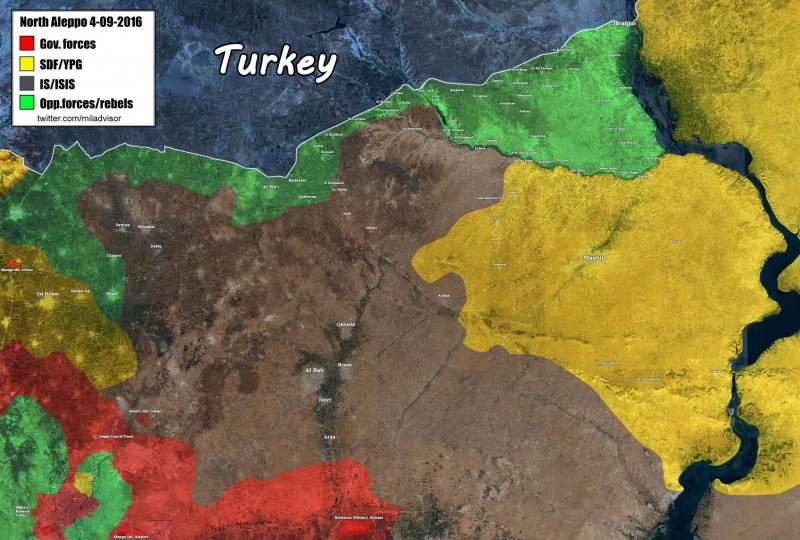 Одобряет ли Россия турецкие действия в Сирии? Американская точка зрения