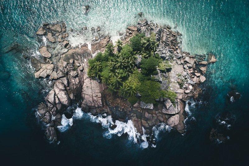 «Высокое» фотоискусство Тобиаса Хагга аэрофотография, высота, пейзажи, природа, тобиас хагг, фотография