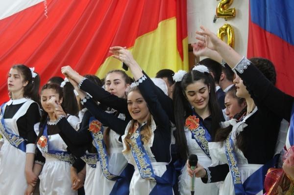 Вэтом году вЮжной Осетии— 465 выпускников школ