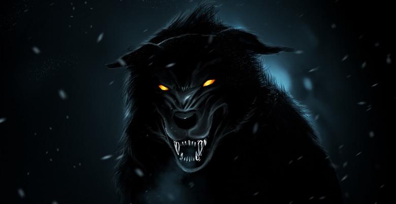 Высокое черное существо бродило вокруг дома супругов в Оклахоме и сильно напугало их
