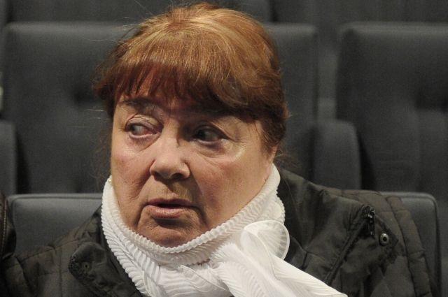 В «Современнике» рассказали о причине смерти Нины Дорошиной