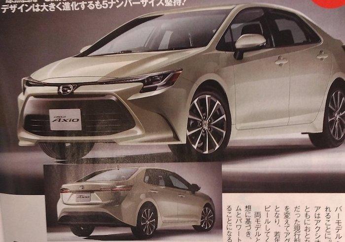 Опубликованы фото новых Toyo…