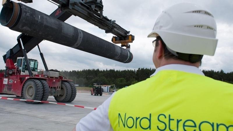 """В Германии началось строительство газопровода """"Северный поток-2"""""""