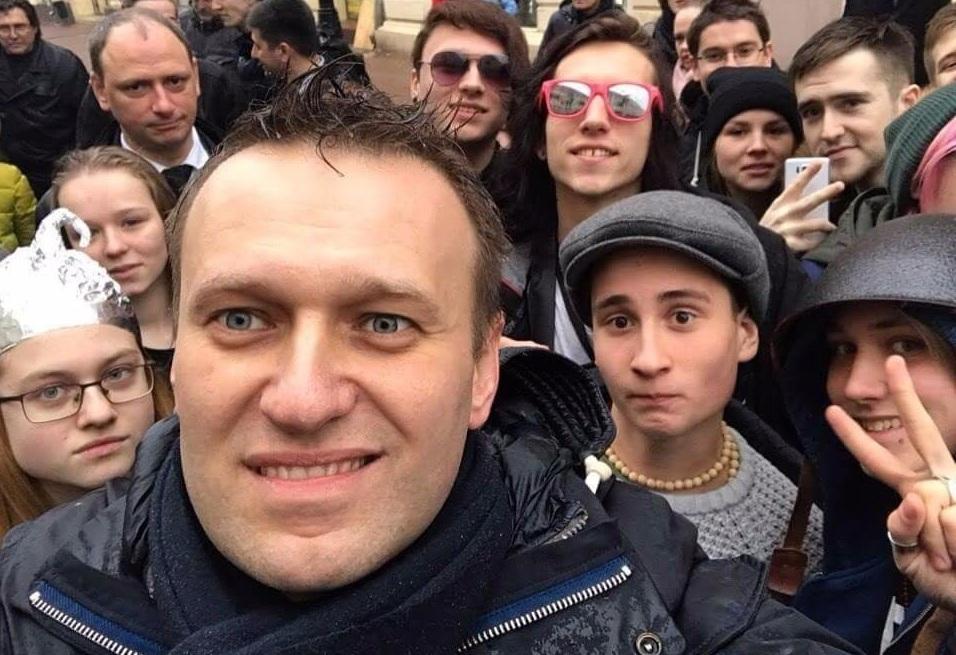 Нацисты среди нас: кто руководит штабами Алексея Навального?