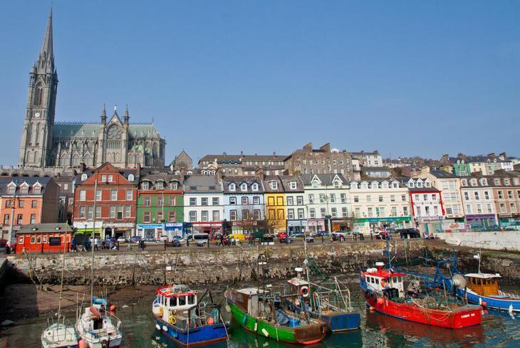 Корк, Ирландия: расположение, история основания, достопримечательности