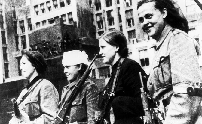 Зина Портнова: героиня, поседевшая от пыток