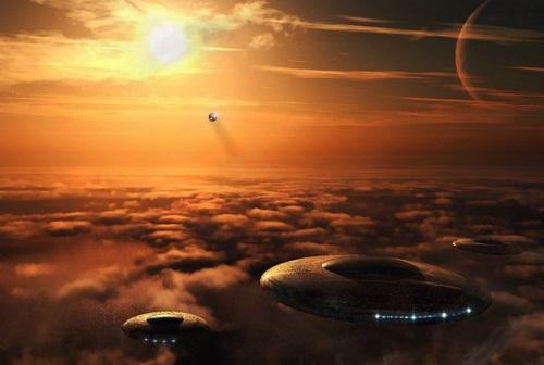 Где хранятся артефакты внеземных цивилизаций?