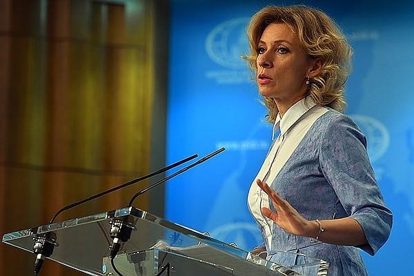 «Да когда же закончится этот кровавый спектакль»: Захарова высказалась об инсценировки «химатаки» в Сирии