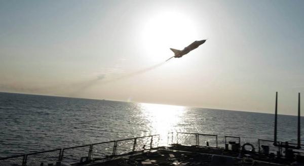 Российские ВВС бессильны перед «Дональдом Куком»