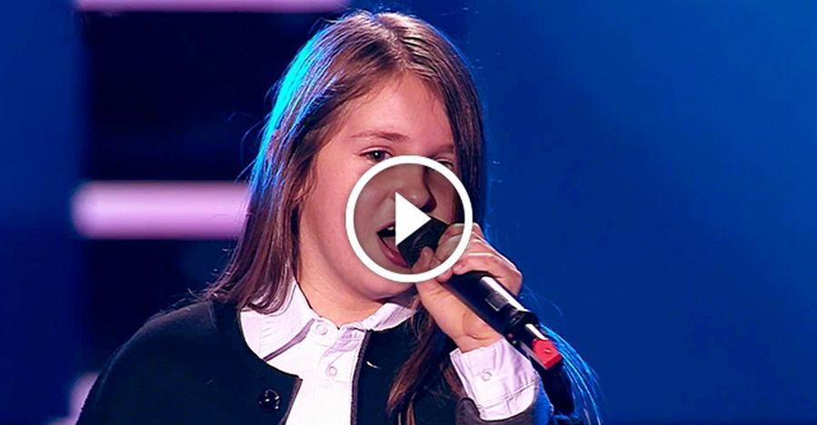 Невероятно! 8-летняя девочка спела песню группы Scorpions «Still loving you» и удивила жюри!