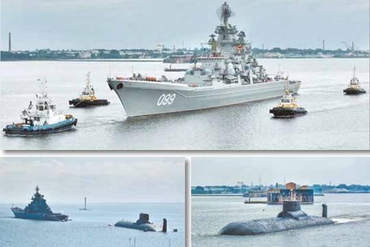 Подводный расчет: Подлодки вооружат гиперзвуковым оружием