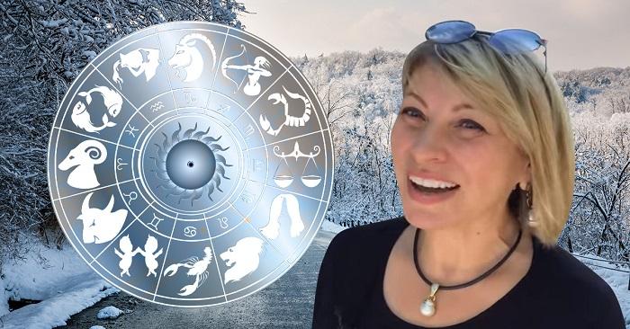 Гороскоп на январь от Анжелы Перл