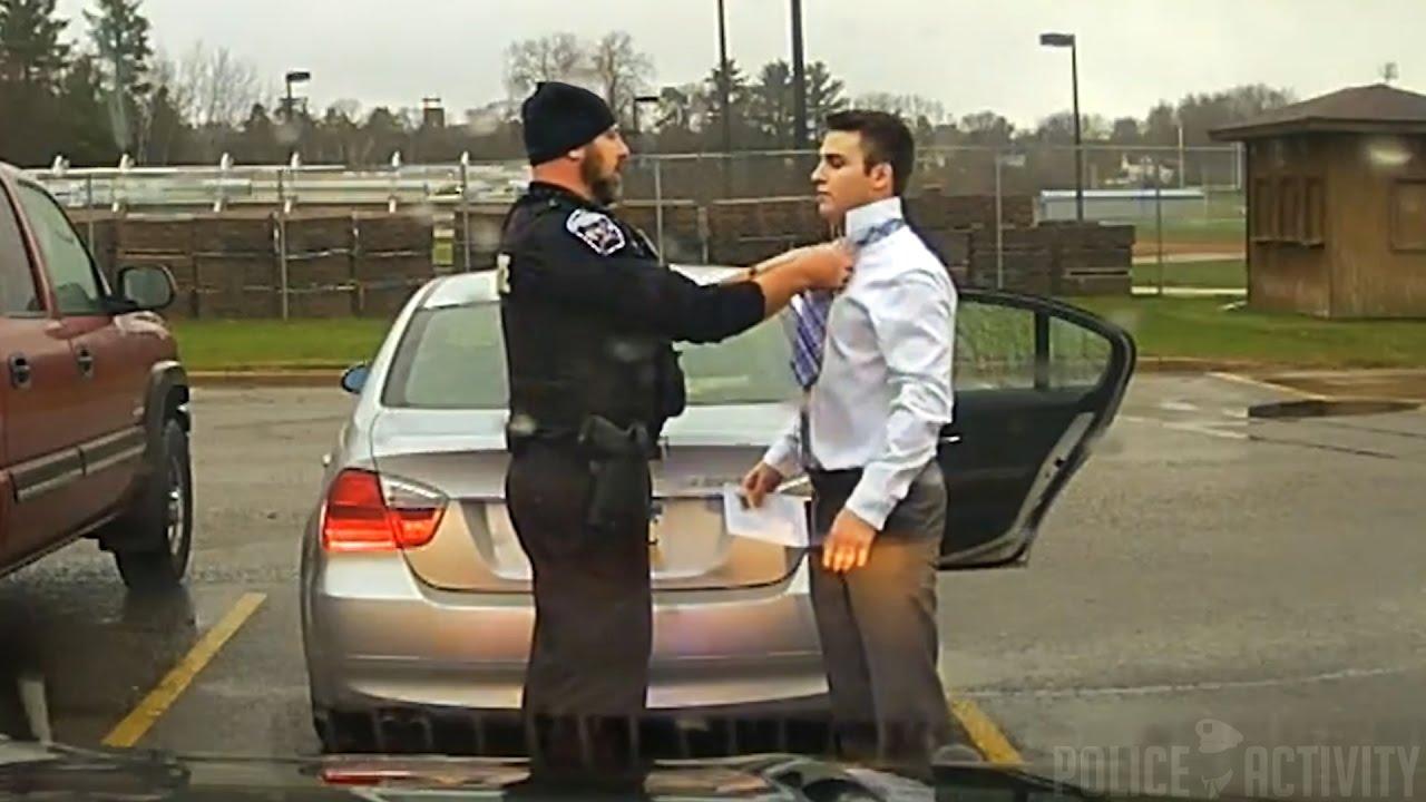 Как наказывают за превышение скорости: видео дня