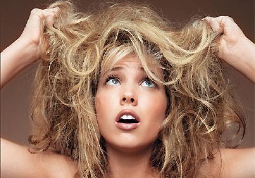 Уход за сухими волосами питание маски