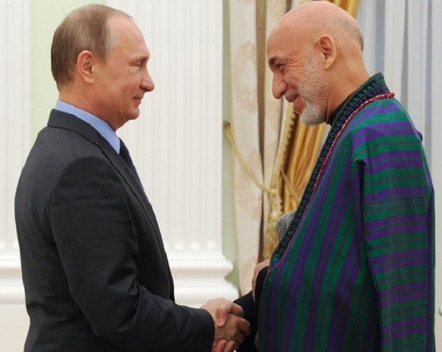 Кремль начинает новую игру в Афганистане