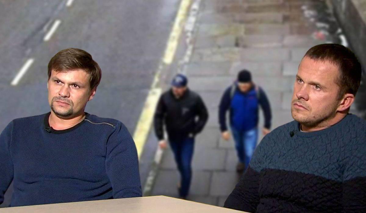 Дело Солсбери: в Daily Mail сообщают о появлении новых подозреваемых