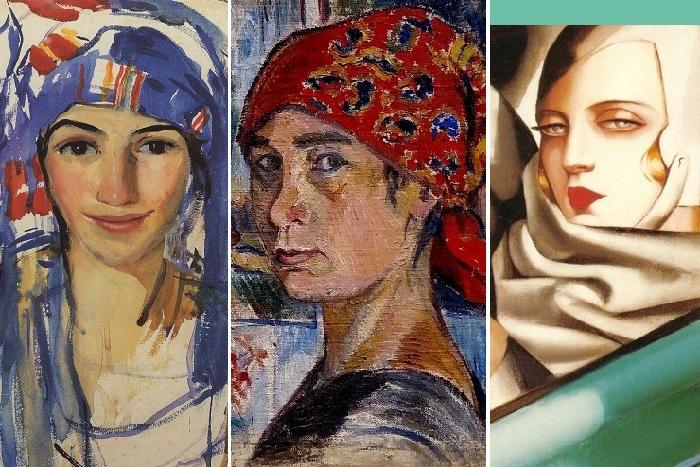 Картины русских художниц XX века, проданные на мировых аукционах за миллионы