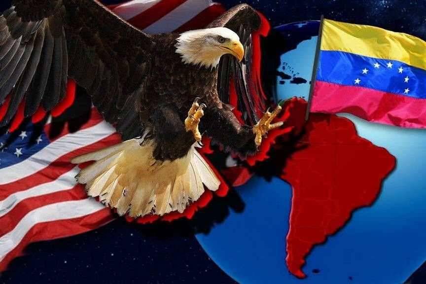 Странная стратегия США в Венесуэле