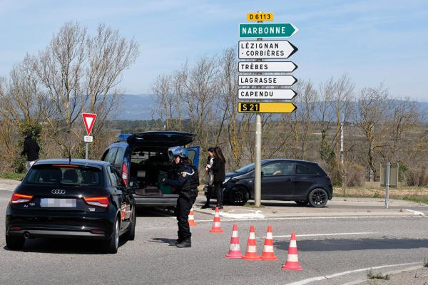 Во Франции вооруженный ИГИЛовец* захватил супермаркет - есть жертвы