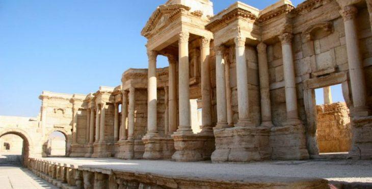 К разграблению Пальмиры могут быть причастны археологи из США