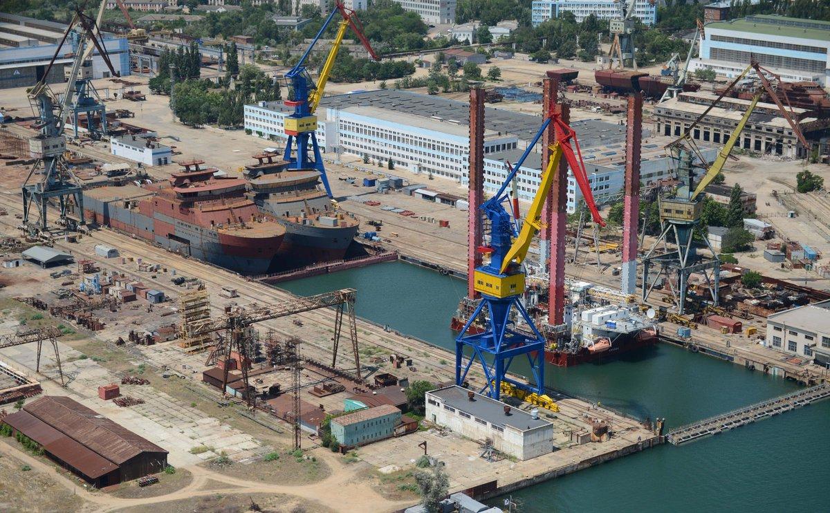 Оборонно-промышленный комплекс Крыма загружен только наполовину