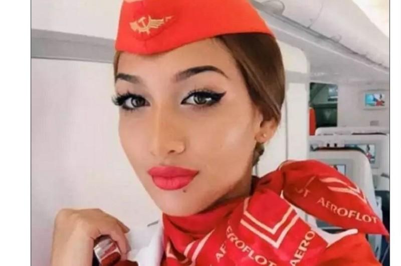 2. Россия - Аэрофлот люди, пилоты, стюардессы