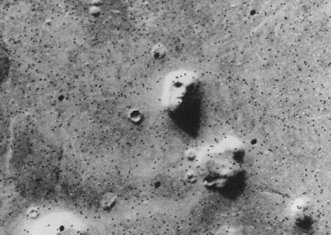 Лицо на Марс