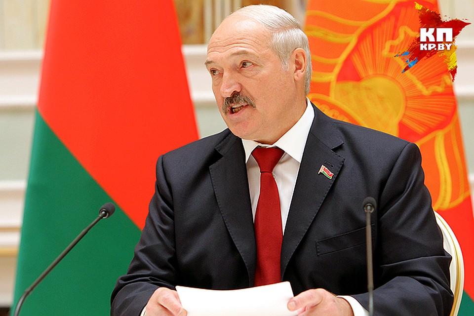 Лукашенко о своей диете: «Три яйца утром, в обед - мясо, вечером – рыба»