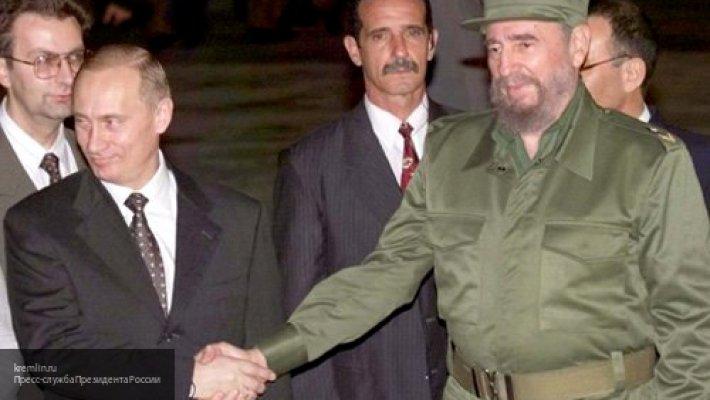 Владимир Путин поздравил с избранием нового кубинского лидера