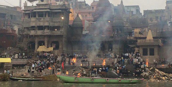 Грязные воды священного Ганга: экологическая катастрофа в Индии