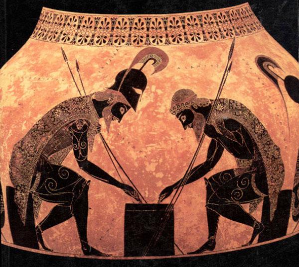 Герои киммерийских и скифских легенд в греческой поэзии и вазовой живописи VII—VI вв. до н. э.