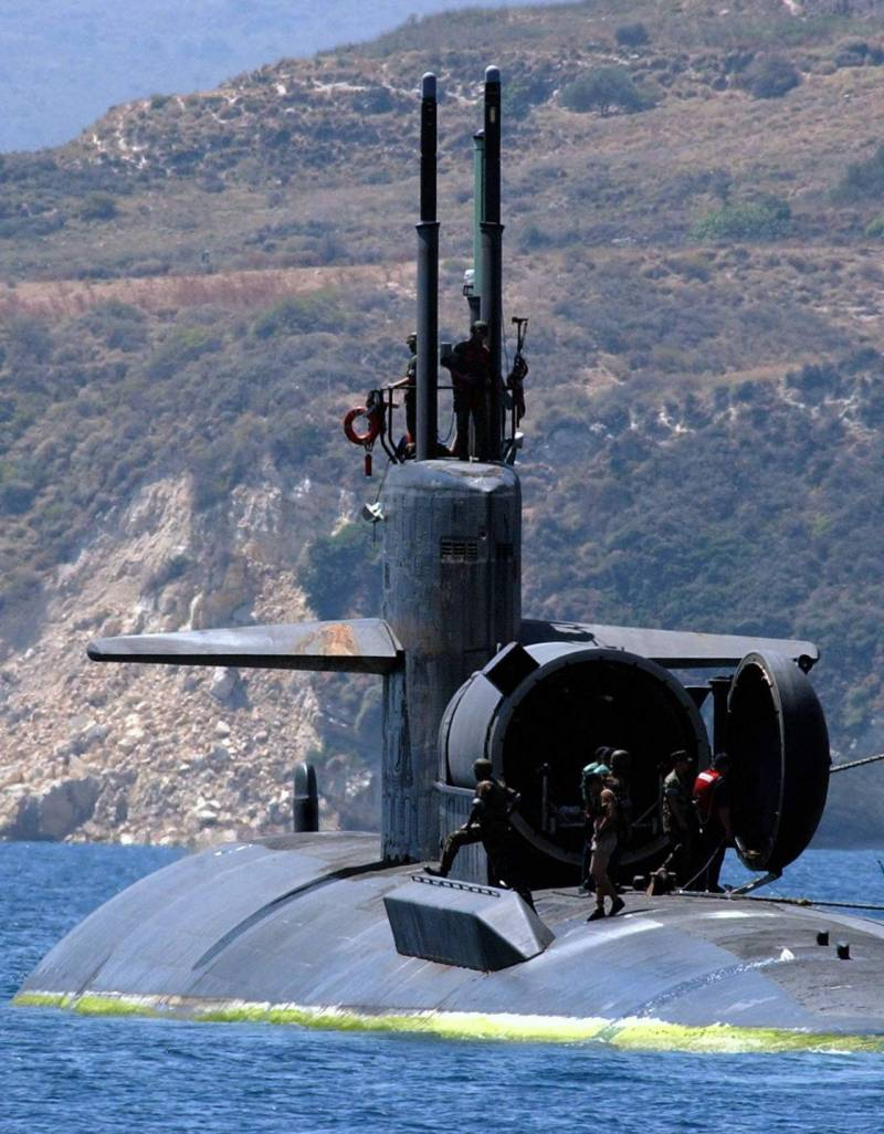 Средства развертывания морского спецназа
