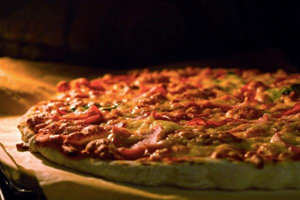 Формула идеального теста для пиццы