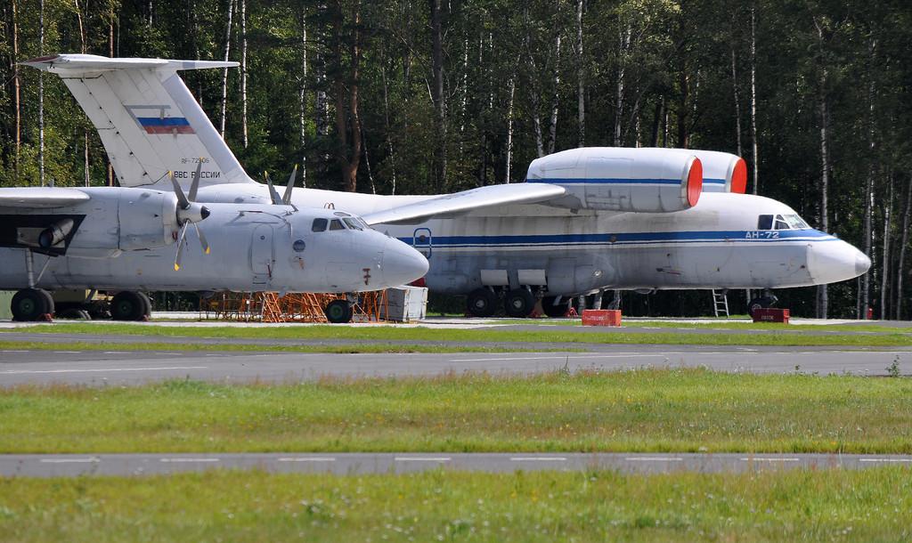 Росавиация уполномочила ФГУП ГосНИИ ГА продлевать ресурсы и сроки службы Ан-24, Ан-26 и Ан-74