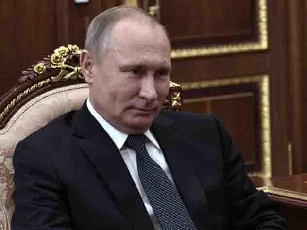 Путин не попал в 100 самых влиятельных людей мира по версии Time