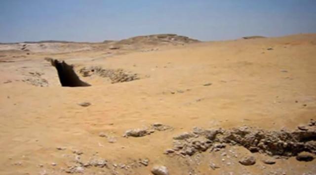 Под плато Гизы в Египте найдены «Звездные Врата»?