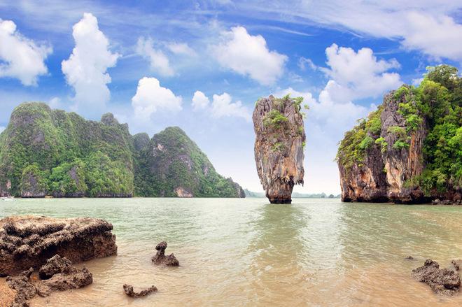 День святого Валентина: ТОП-5 самых романтичных островов мира