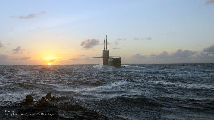 Новейшая подлодка РФ: проект «Айсберг» - новый уровень освоения Арктики