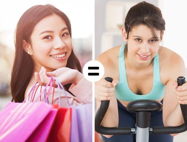Как избавиться от лишних калорий без особых усилий