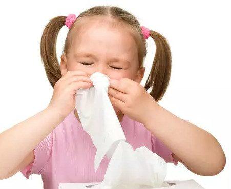 Как лечить аллергию у детей?