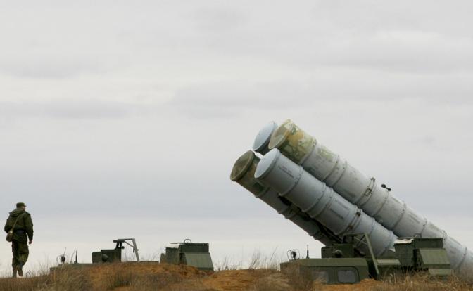 Россия проиграла Сирию, С-300 уже не помогут
