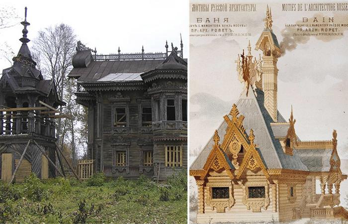 Экскурс в загородную жизнь России: Как выглядели дачи больше века назад