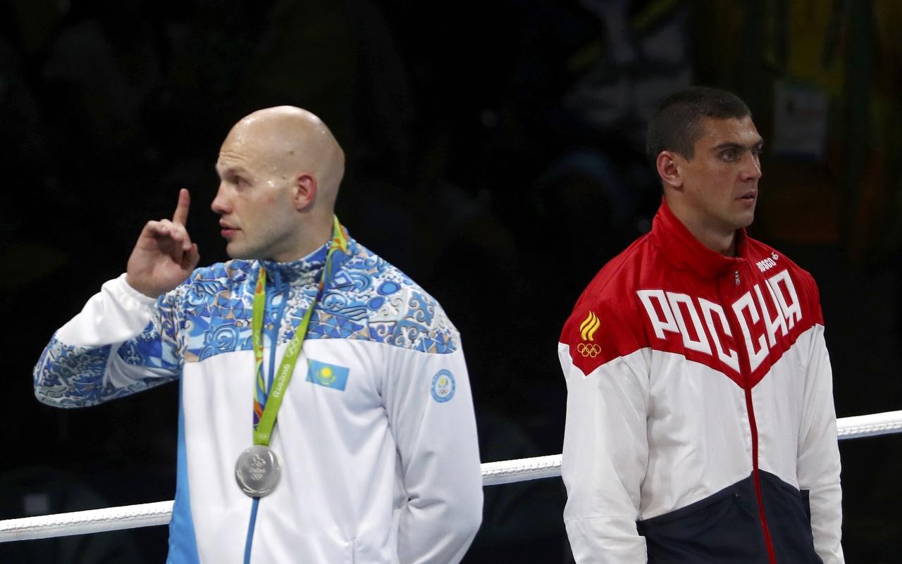 Болельщики освистали победу российского олимпийца
