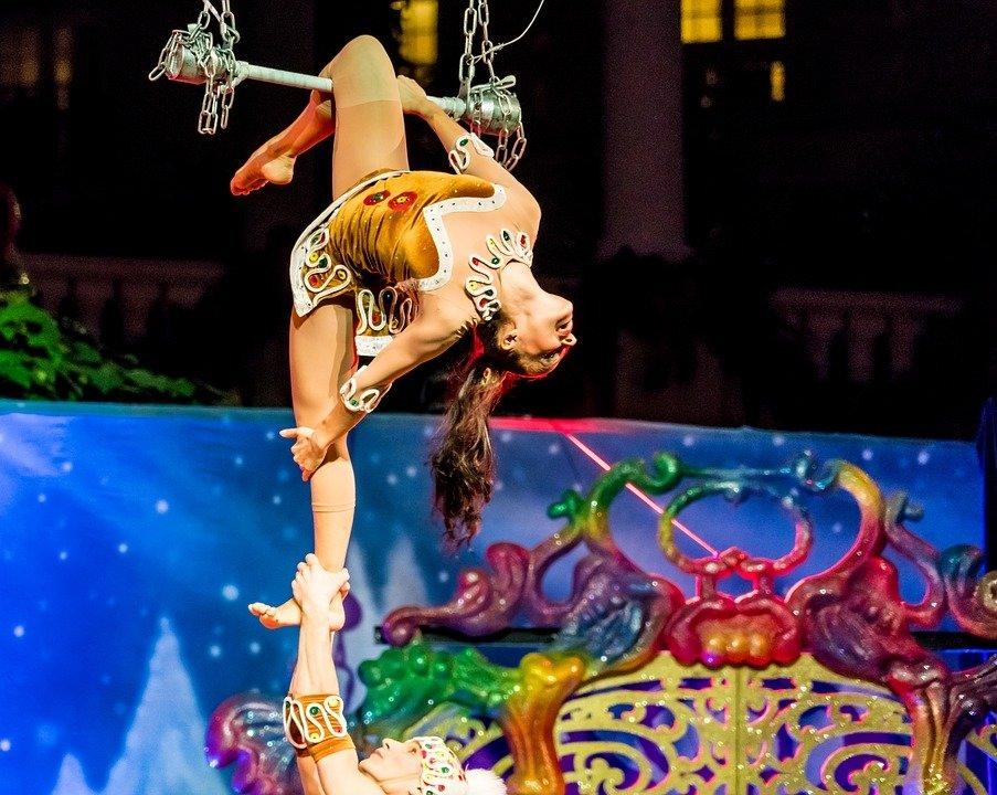 Запашная прокомментировала возможность сотрудничества с Cirque du Soleil